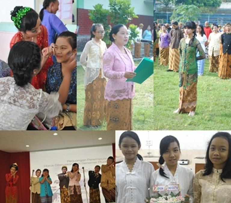 Pengetan Dinten Kartini SMP Maria Assumpta