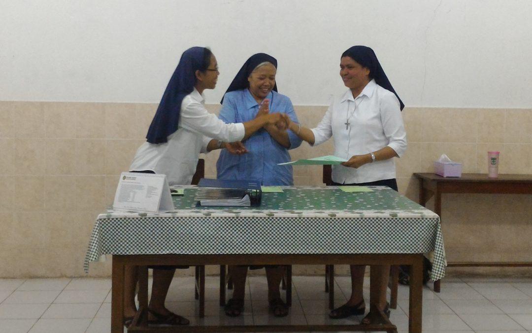Nahkoda Baru SMP Maria Assumpta