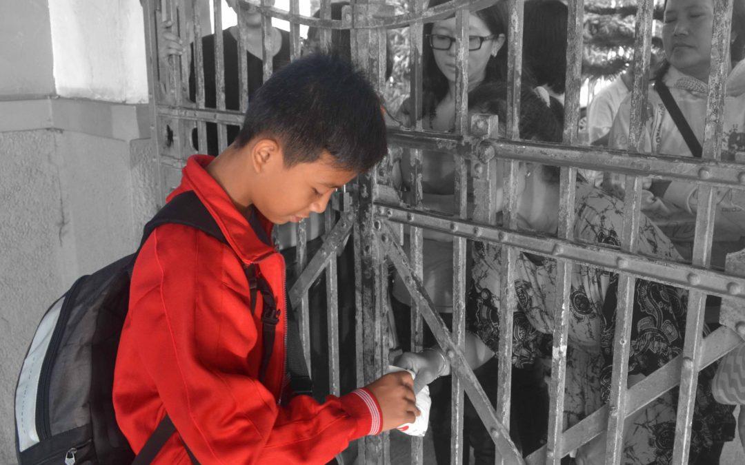 PERGILAH UNTUK BELAJAR MANDIRI, KUSUMA BANGSA MARIA ASSUMPTA (Serviam camp part 1)