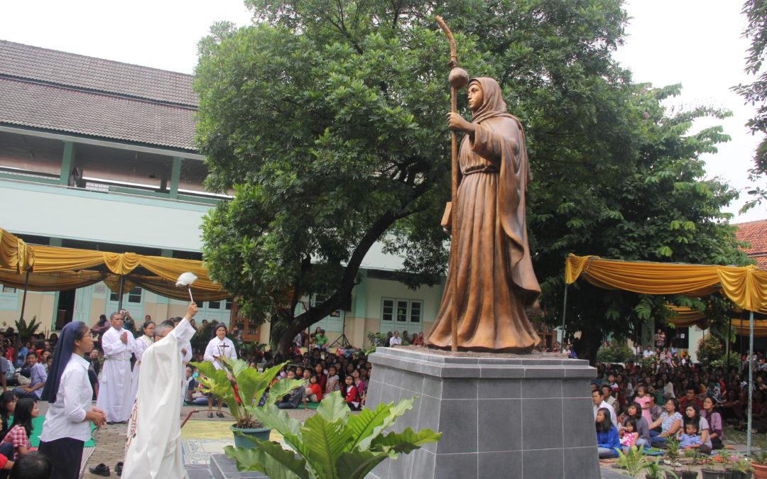 Pesta Natal dan Tahun Baru Kampus Maria Assumpta