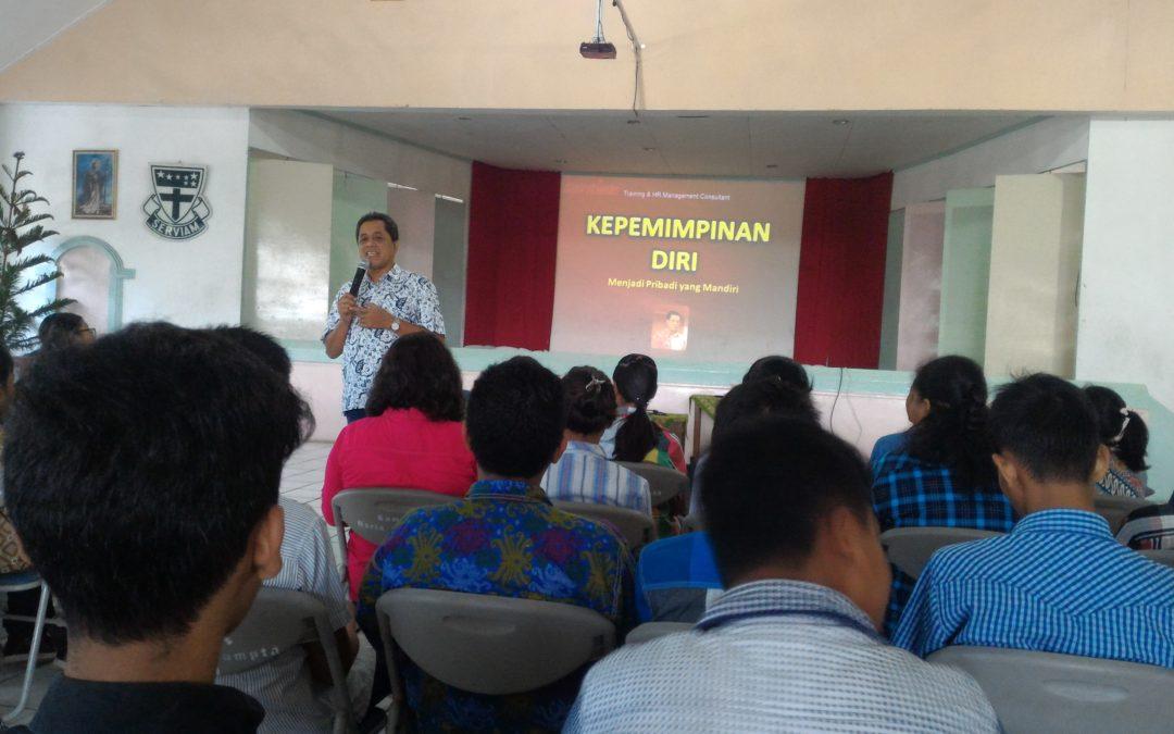 Pelatihan Motivasi Siswa SMP Maria Assumpta