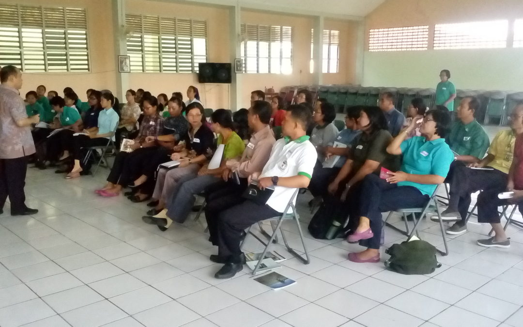 """The Leader in Me"" Implementation Kampus Maria Assumpta"