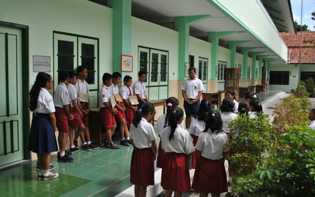 Semakin Dekat, Semakin Mengenal, Semakin Cinta SMP Maria Assumpta