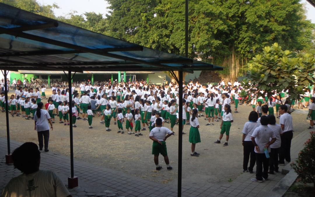 Jalan Sehat Bersama Kampus Maria Assumpta