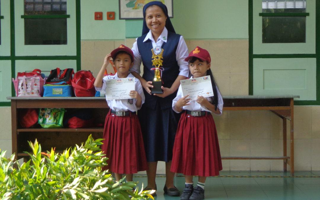 """Ratu Boko Festival """"Ayo Menari"""""""