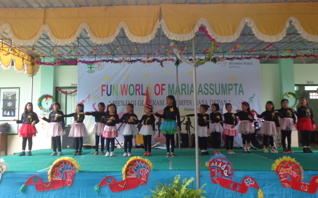 FUN WORLD OF MARIA ASSUMPTA
