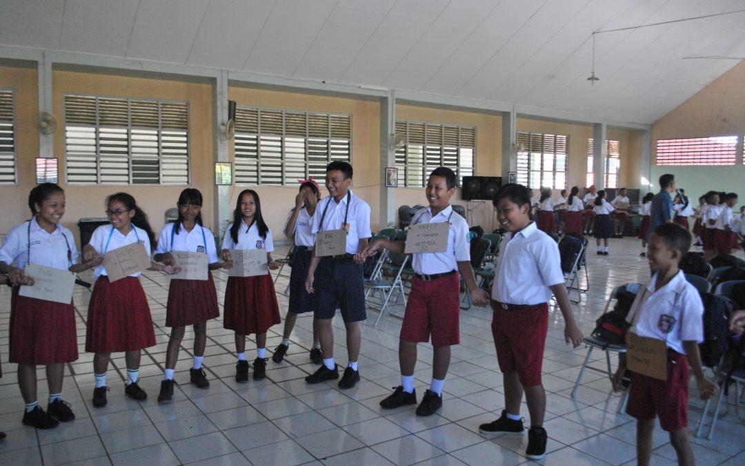 Selamat Datang Siswa Baru SMP Maria Assumpta Tahun 2018/2019