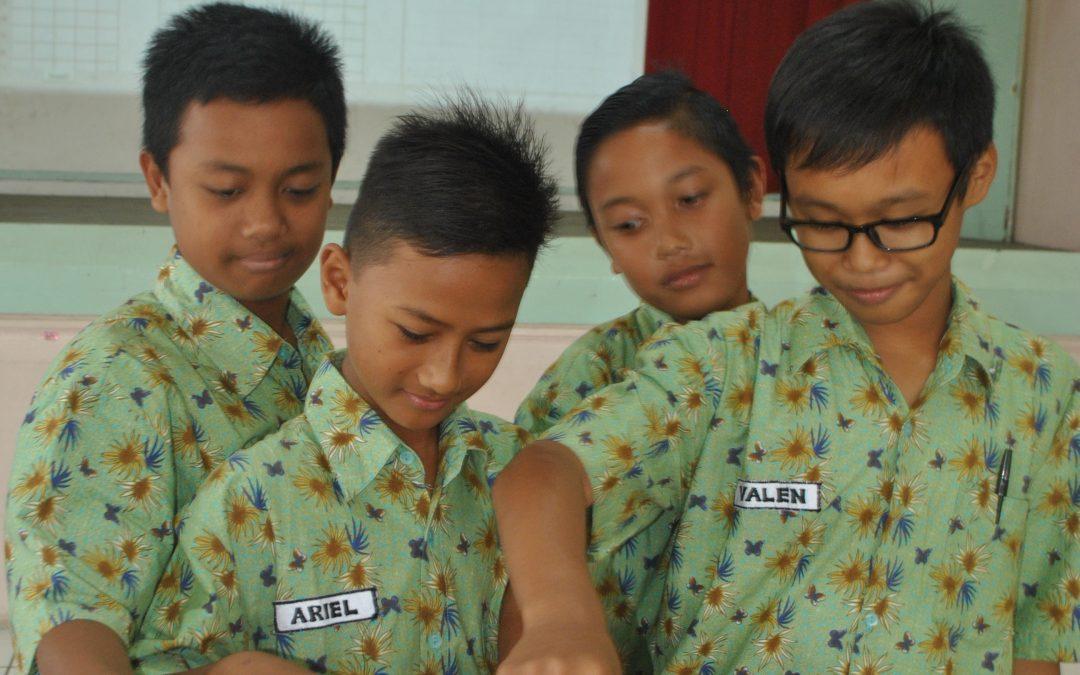 2018 Ganti Ketua OSIS, PEMILU OSIS SMP Maria Assumpta