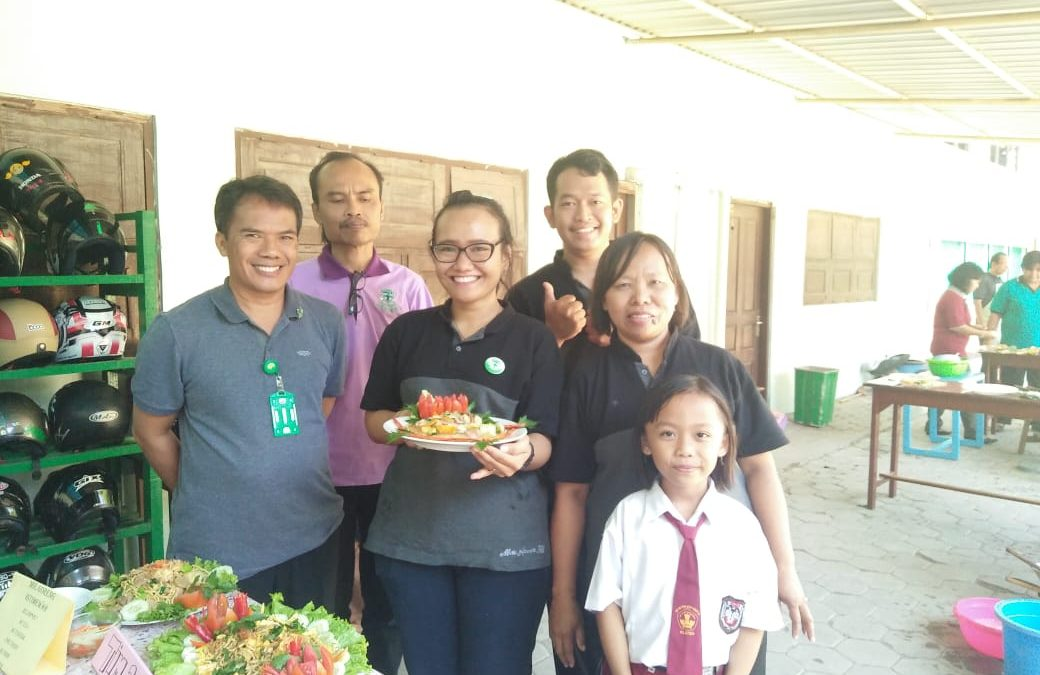 Master Chef ala Guru SMP Maria Assumpta