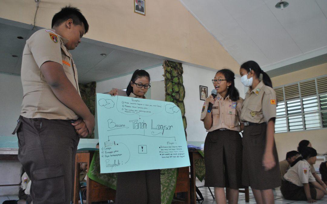 SMP Maria Assumpta Siaga Bencana Melalui Mitigasi