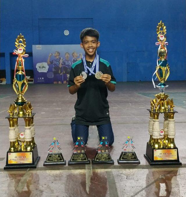 Ulung, sang Juara Korfball tingkat Nasional