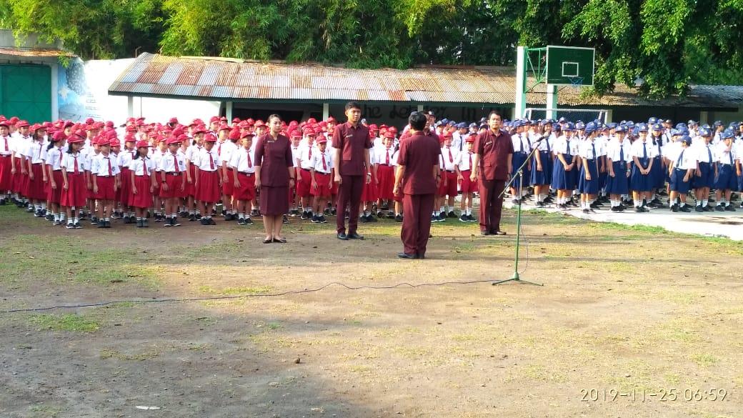Peringatan Hari Guru Kampus Maria Assumpta 2019