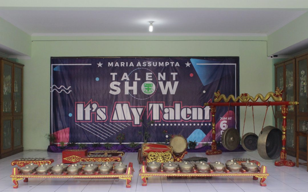 MA Talent Show – It's My Talent